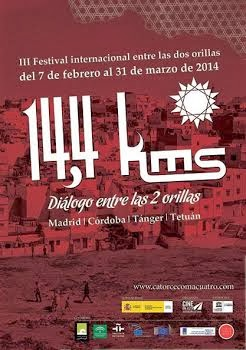 III Festival 14,4 km – Diálogo entre las dos orillas
