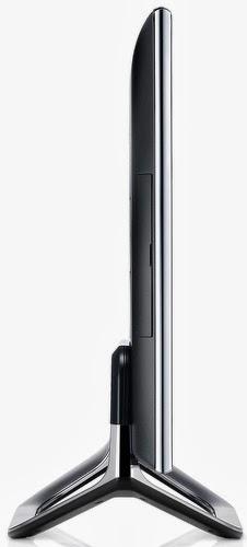 левая сторона моноблока Samsung ATIV One 700 A7D-X01