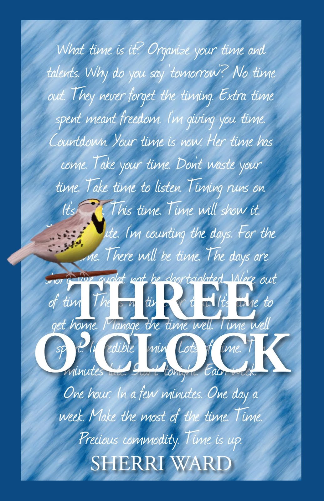 Three O'Clock by Sherri Ward
