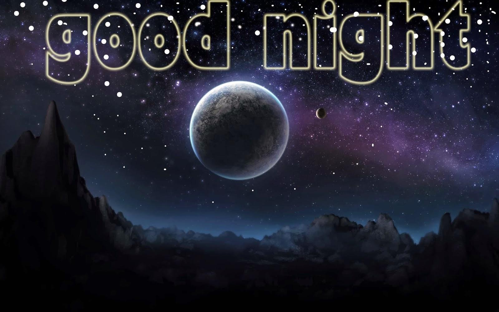 good night super nice wallpaper
