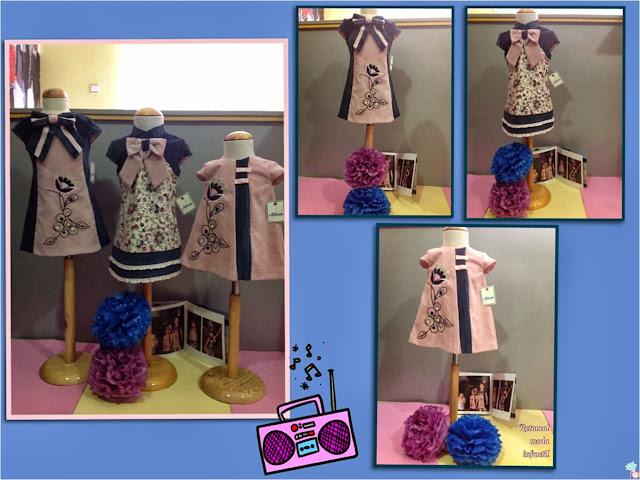 Vestidos de Nekenia en Blog Retamal moda infantil y bebe. Tienda de ropa para niños.