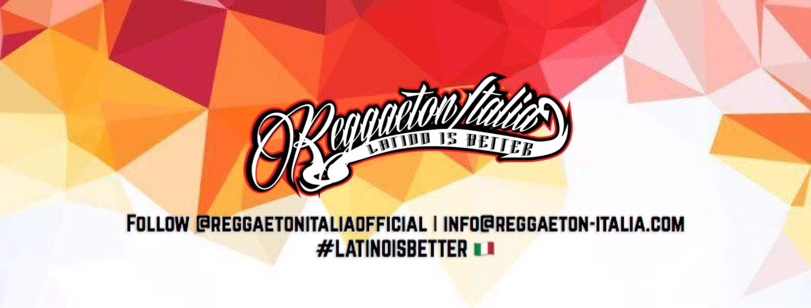 REGGAETON ITALIA | Latino is better.