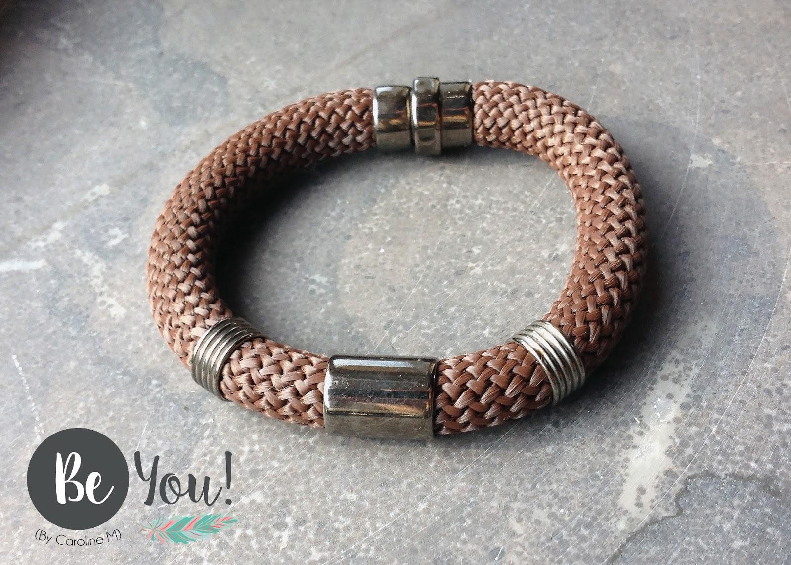 be you bracelet corde escalade pour homme. Black Bedroom Furniture Sets. Home Design Ideas