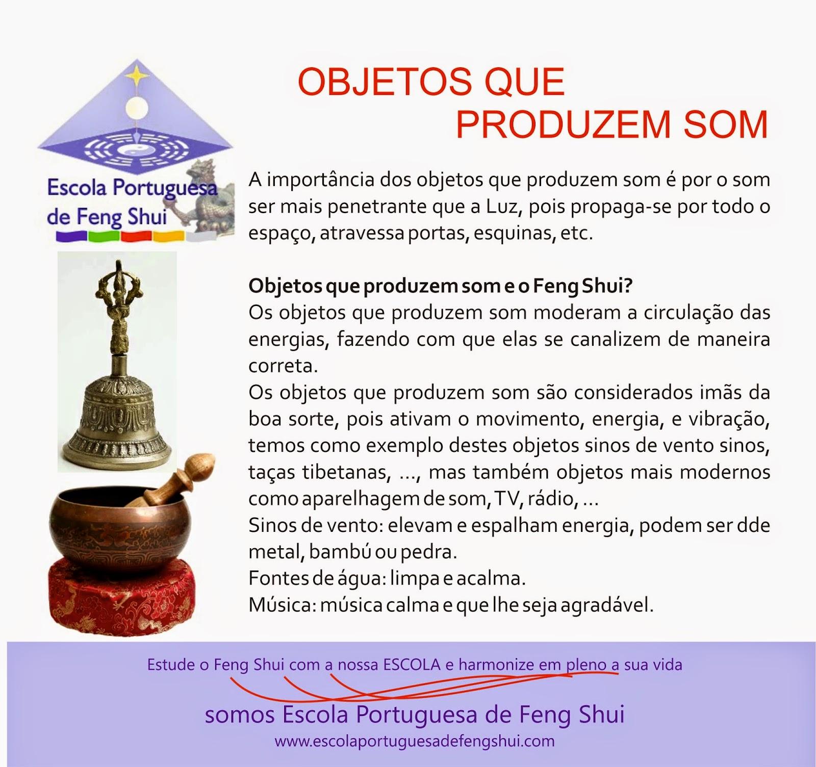 Feng shui escola portuguesa objetos de som - Objetos feng shui ...