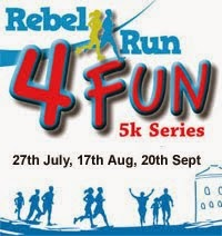 Sun 27th July...1st race in 5k series in Ballincollig