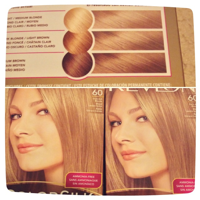 Super Nova Portal Blonde Dye On Brownblack Hair Revlon Colorsilk