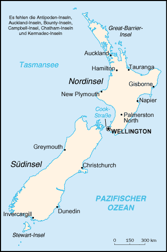 New Zealand South Island Community Collges