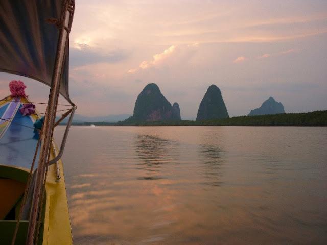 Escursione Phang Nga Bay