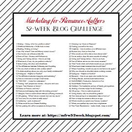 MFRW Blog Challenge