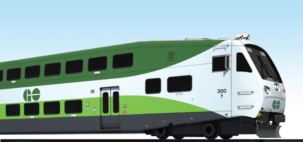 how to travel in go transit