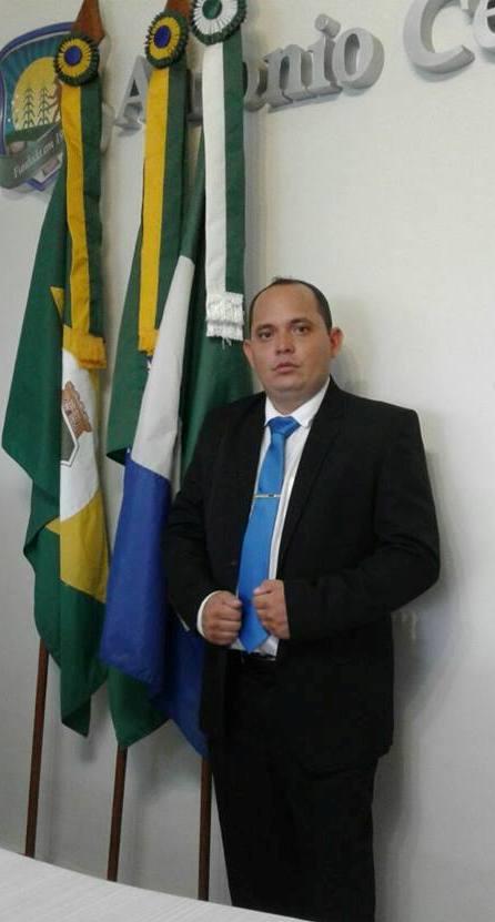 VEREADOR DENIS BASTOS