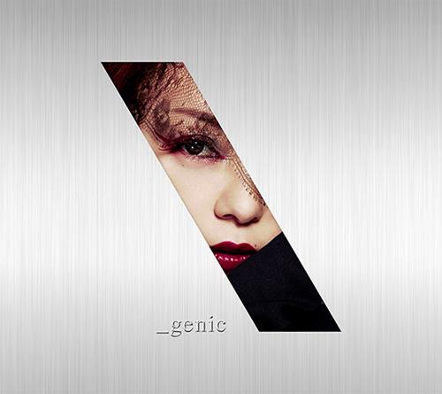 Namie Amuro - _genic [CD + DVD]