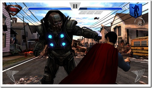 screenshot 4 Man of Steel 1.0