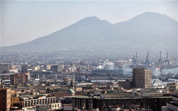 New Volcano Forms Off Coast Of Rome