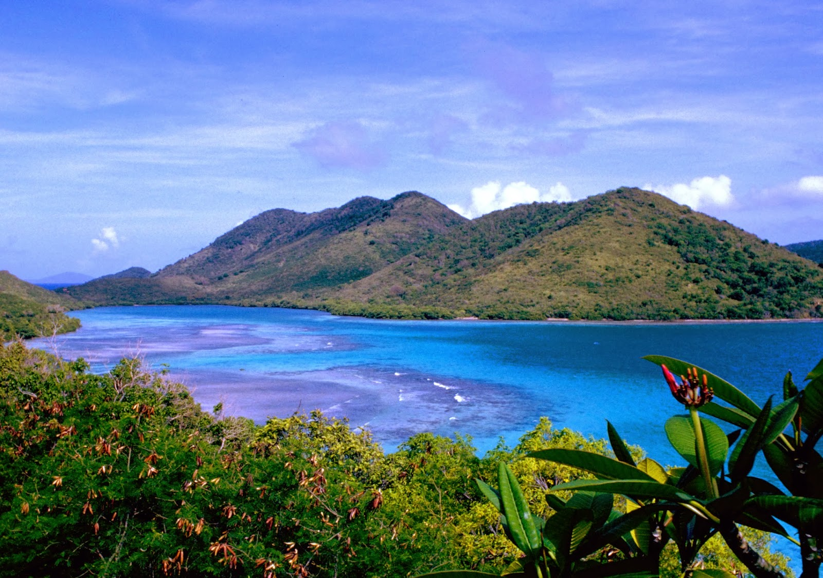 st johns virgin islands national park