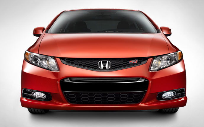 First Impressions  2012 Honda Civic Si   APEX