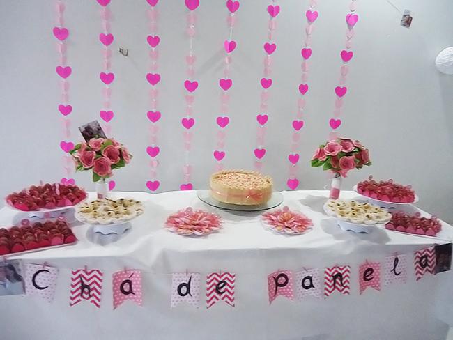 Chá de Cozinha + Decoração de festas + Diário em Fotos