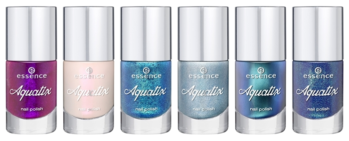 Essence Aquatix Nail Polish