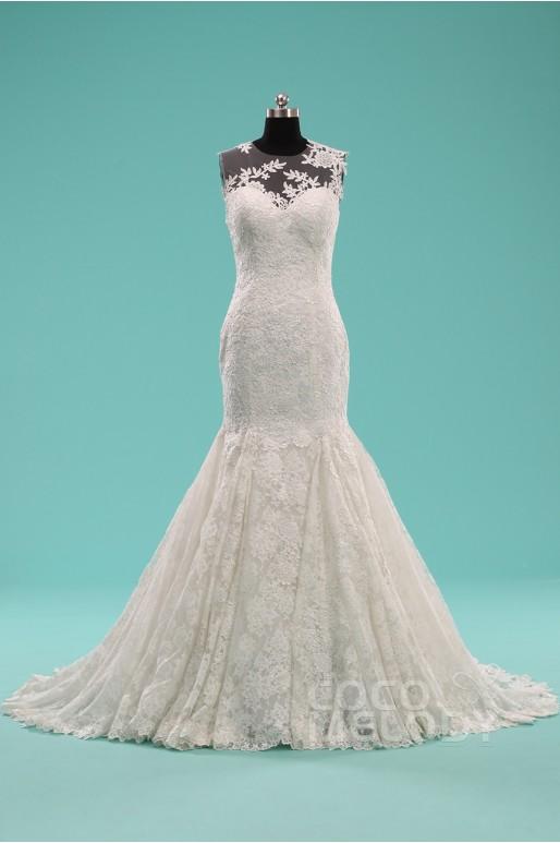 IamJenniya: Wedding Dress Styles from CocoMelody