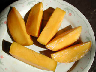 hundreds ripe wilad mangoes