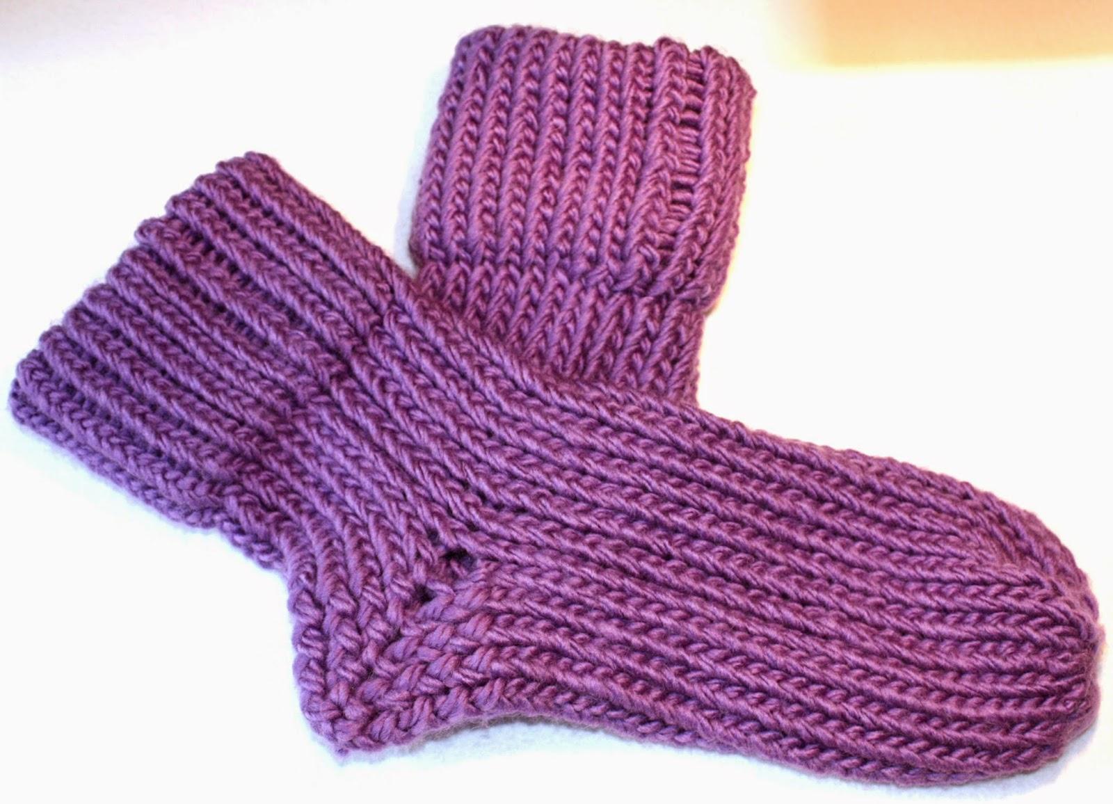 sok; sokken; breien; breiring; breipatroon; makkelijk; eenvoudig; beginner; snel; leren;