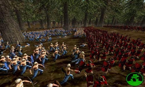 Rome Total War Game PC