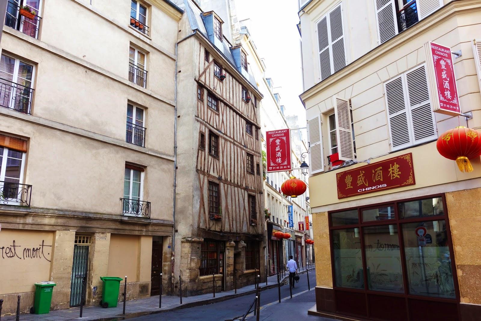 Paris les plus anciennes maisons de paris les - Belle maison restaurant paris ...