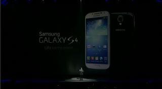 Samsung Galaxy S IV Layar 5 inci Kamera 13 Megapixel