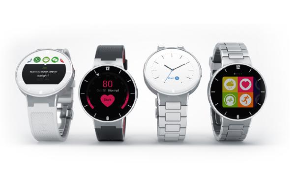 comprar alcatel smartwatch