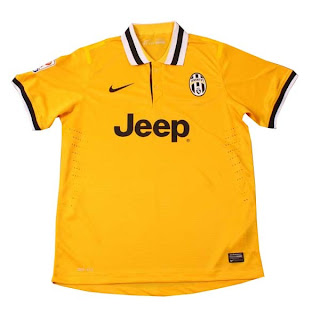 Leaked Jersey GO Juventus Away season 13/14