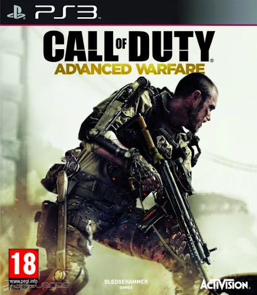 Call of Duty Advanced Warfare PS3 Región USA Español Latino