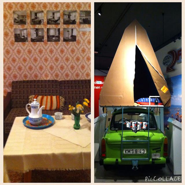 DDR Museum e Alltag in der DDR em Berlim