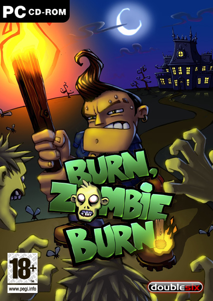 Burn Zombie Burn[DVD FULL][ PC][Gratis]