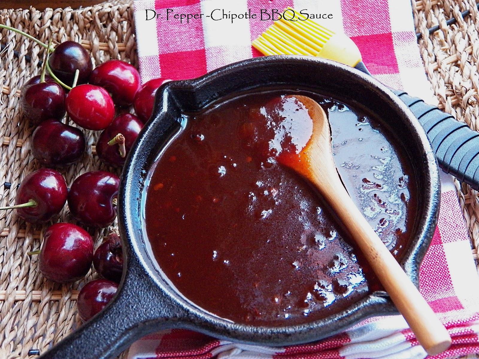 Dr Pepper Barbecue Sauce Recipe — Dishmaps