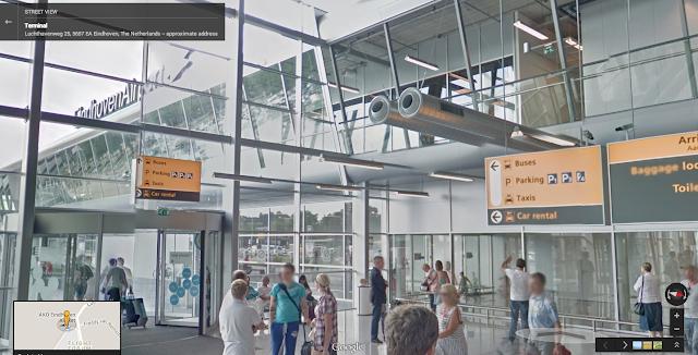 荷蘭 Eindhoven 機場