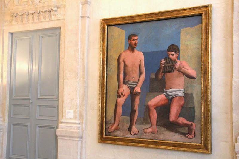 Musée Picasso Paris - Flûte de Pan
