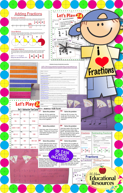 https://www.teacherspayteachers.com/Product/Fractions-50-pages-Cool-Fun-Bundle-of-Activities-Tasks-MORE-1975977