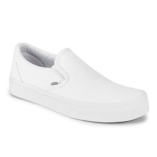 Zapatillas Vans Classic Slip-On Lienzo - Blanco puro