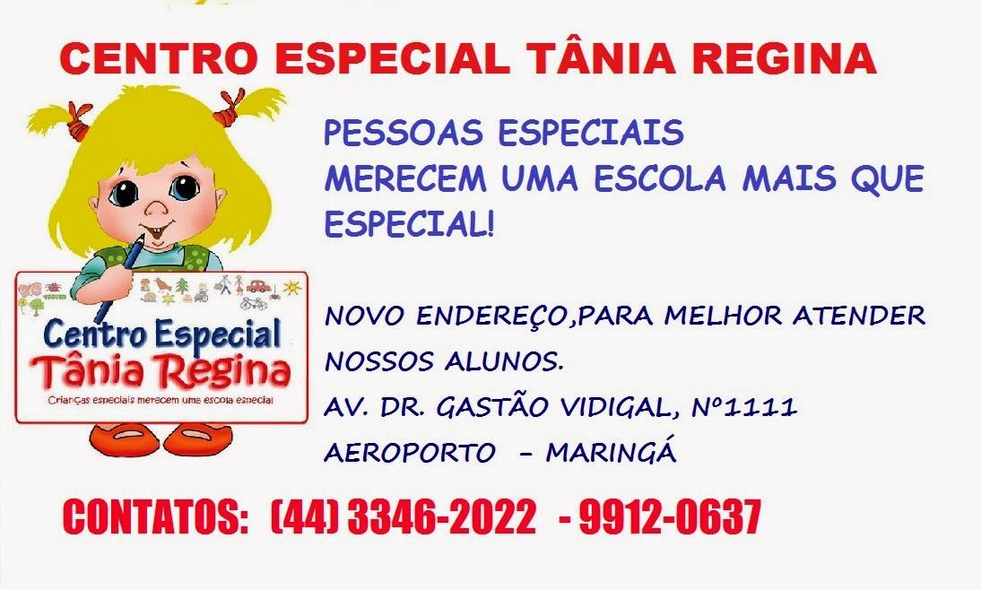 CENTRO ESPECIAL TÂNIA REGINA DE MARINGÁ