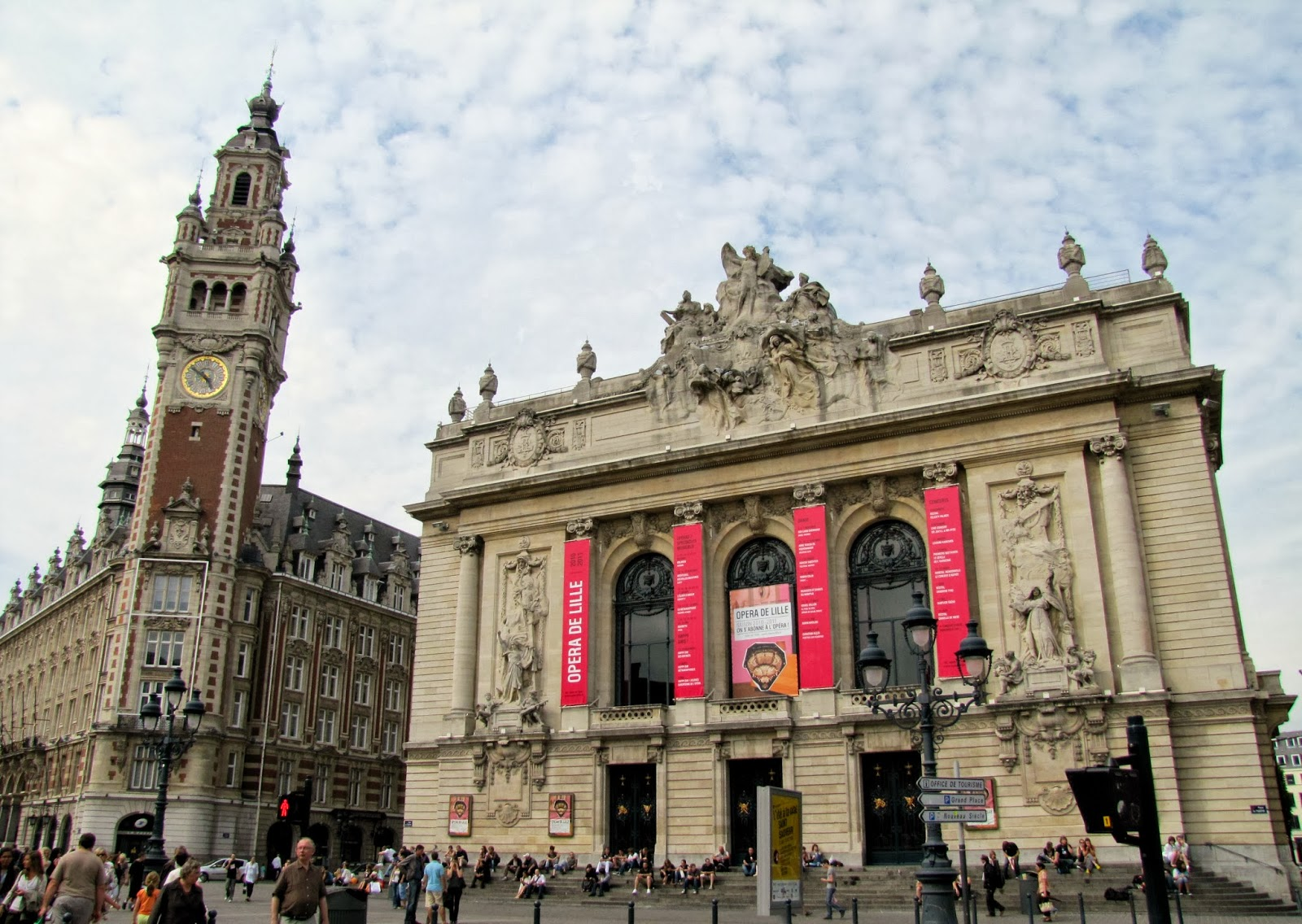 Crazy dutch foodie foodie destination lille for Chamber of commerce france