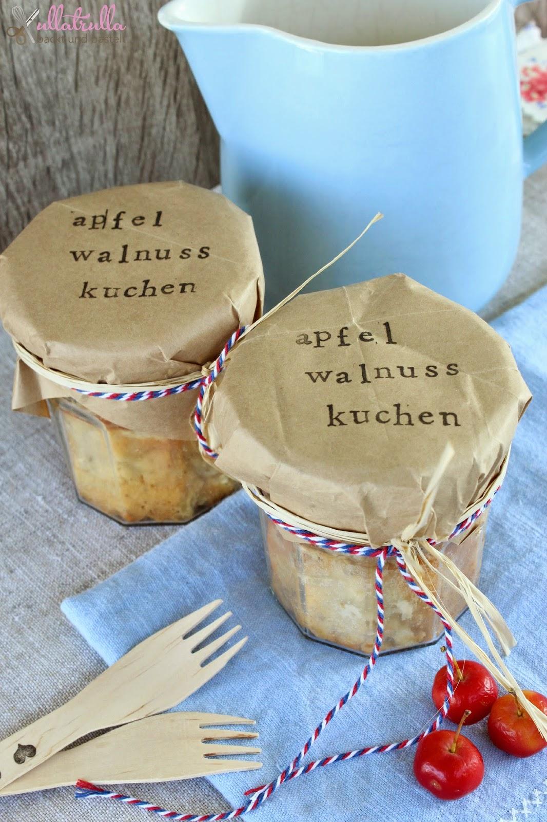 ullatrulla backt und bastelt: Geschenk aus der Küche | DIY für Apfel ...