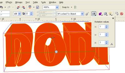 dodibuitenzorg.blogspot.com/Efek Teks 3D Pada CorelDraw X4