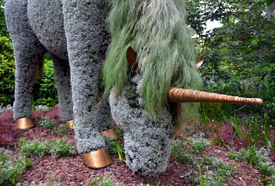 Imaginary Worlds, Unicorn, Atlanta Botanical Garden