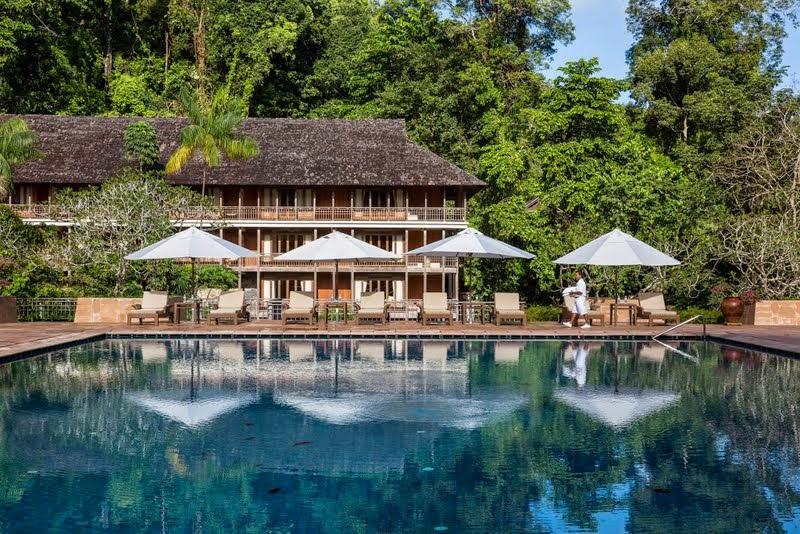 The Datai Langkawi Beach Villa