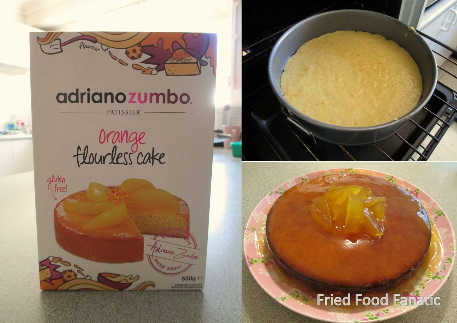 Birthday Cakes Zumbo ~ Fried food fanatic: adriano zumbo's orange flourless cake