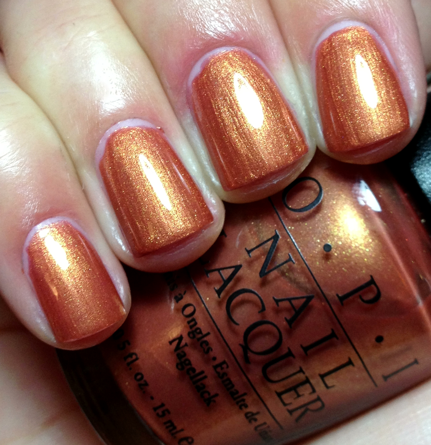 New York City Collection | Swatches by an OPI Addict