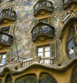 Art Nouveau Spania