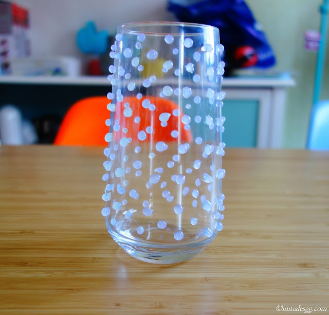 repeindre un vase