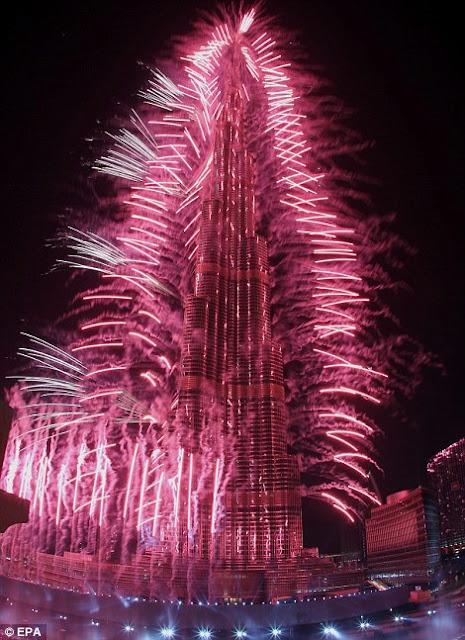 Hình ảnh pháo hoa đẹp giao thừa, hình ảnh pháo hoa tết 2013