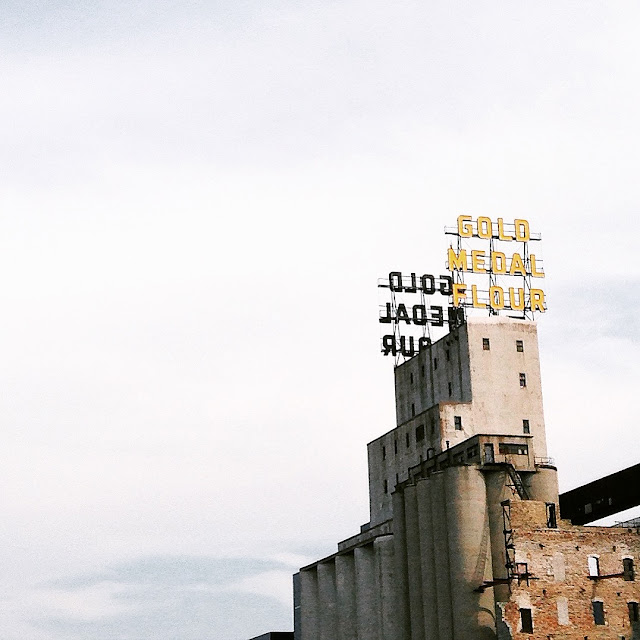Gold Medal Flour - Mill District, MPLS